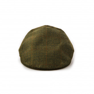 W. R. & Co. Kinloch Tweed Cap - Signature W. R. & Co. Tweed