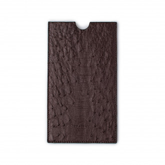 Westley Richards Certificate Wallet - Ostrich