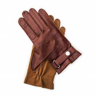 Westley Richards Premium Shooting Gloves in Tan
