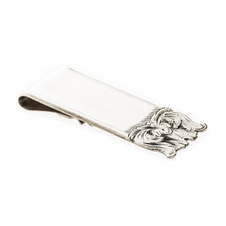 W. R. & Co. Ornate Money Clip