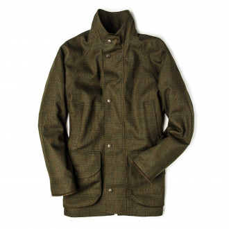 W. R. & Co. Tweed Shooting Coat