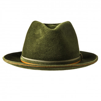 Hutmacher Zapf Men's Este Hat in Olive