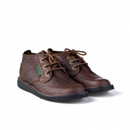 Courteney Boot Company Vellie Shoe - Buffalo Leather