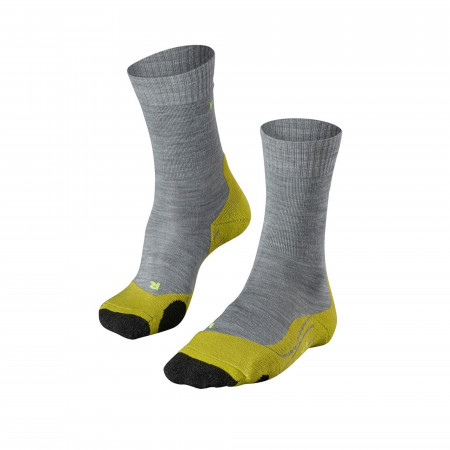 Falke TK2 Mens Socks - Yellow
