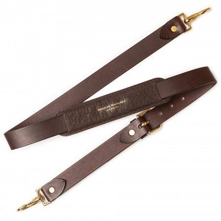 Westley Richards Deluxe Shoulder Strap in Buffalo