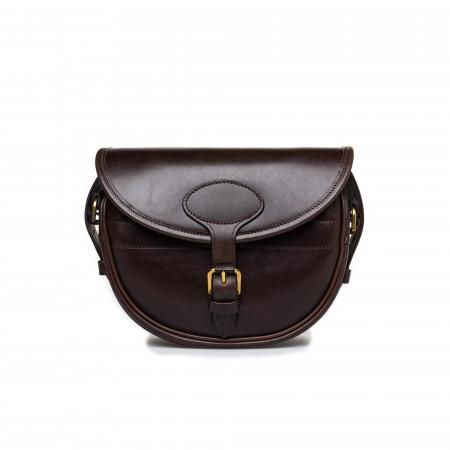100Rd Anson Cartridge Bag in Dark Tan