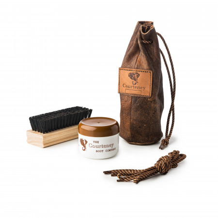 Courteney Boot Company Cleaning Kit
