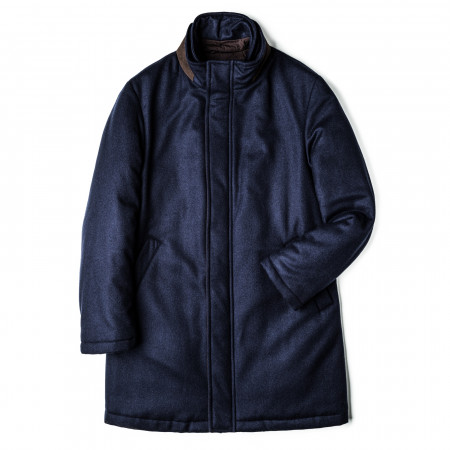 Men's Cashmere Layering Coat