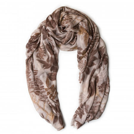 Faliero Sarti Vienna Scarf in Natural