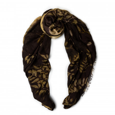 Faliero Sarti Vienna Scarf in Brown