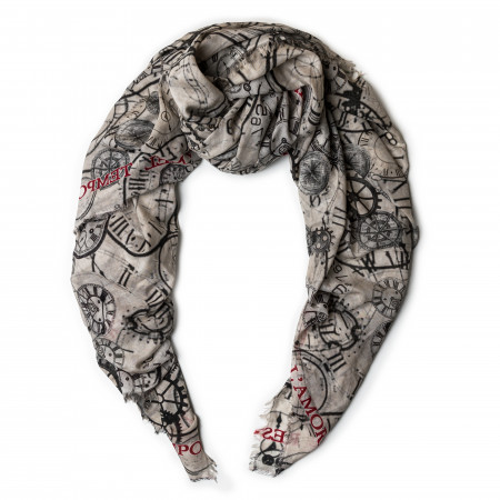 Faliero Sarti Watches Scarf