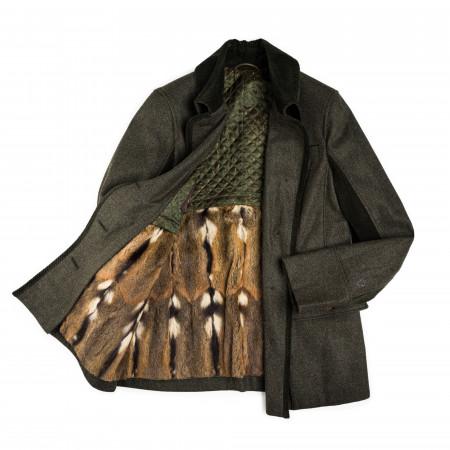 Ladies Melanie Jacket With Fur Lining