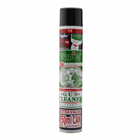 Napier Gun Cleaner 750ml