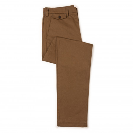 Westley Richards Pathfinder Twill Trousers in Rye