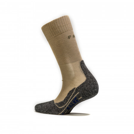 Falke TK2 Cool Ladies Socks in Khaki
