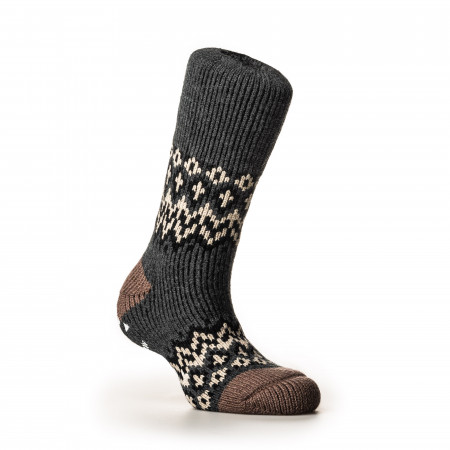 Rototo Nordic Socks in Charcoal