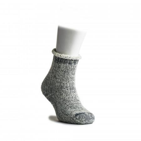 Rototo Extra Fine Merino Socks in Navy White