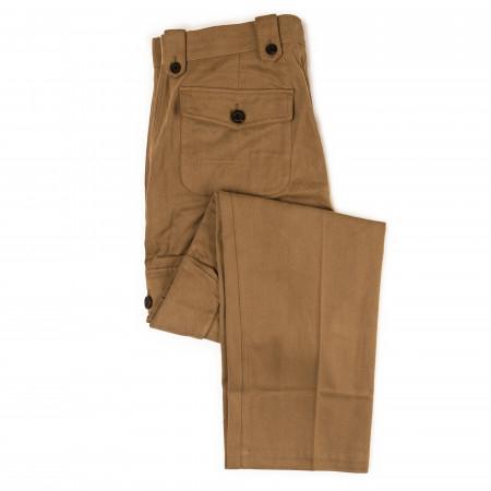 Westley Richards Safari Trousers in Fawn