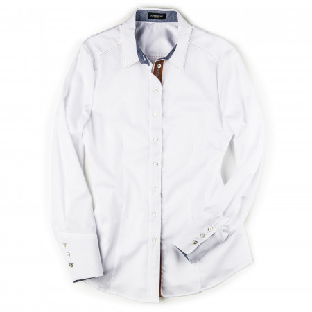 Ladies Embellished Detail Shirt