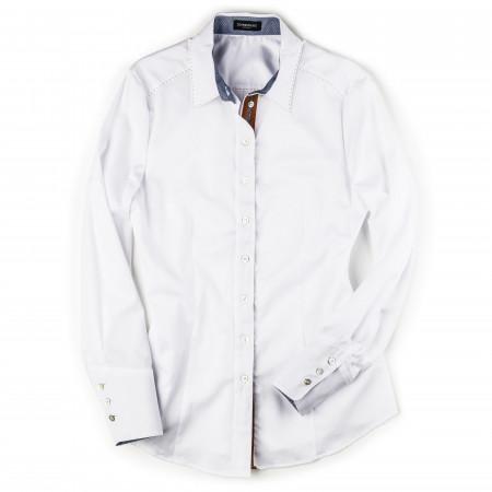 Ladies Embellished Detail Shirt