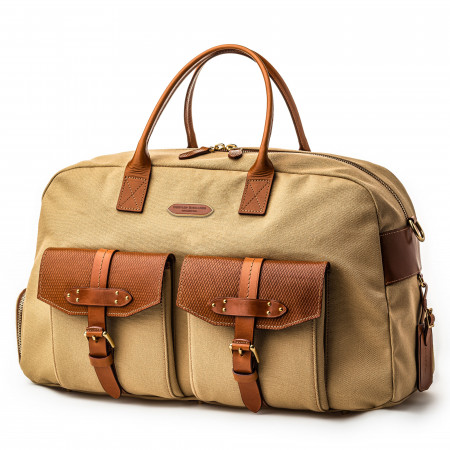 Bournbrook 48HR Bag in Safari and Mid Tan