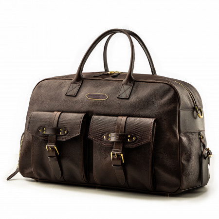 Westley Richards Bournbrook 48HR Bag in Dark Tan