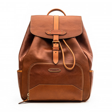 Bournbrook Rucksack in Mid Tan