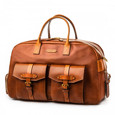 Westley Richards Bournbrook 48HR Bag in Mid Tan