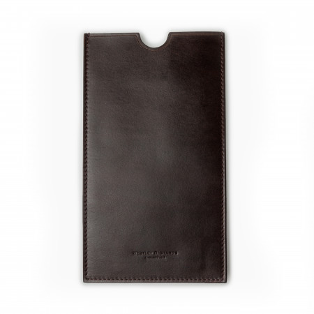 Westley Richards Certificate Wallet in Dark Tan