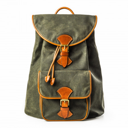 Explora Rucksack in Forest Green