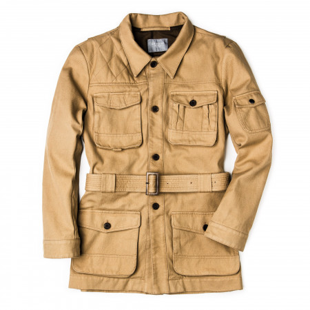 Westley Richards Bushveld Safari Jacket