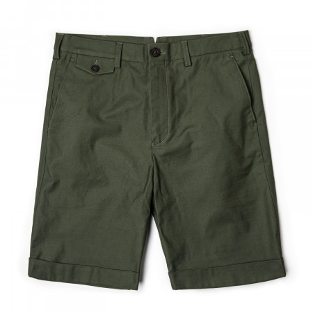 Westley Richards Pathfinder Shorts in Hunter Green