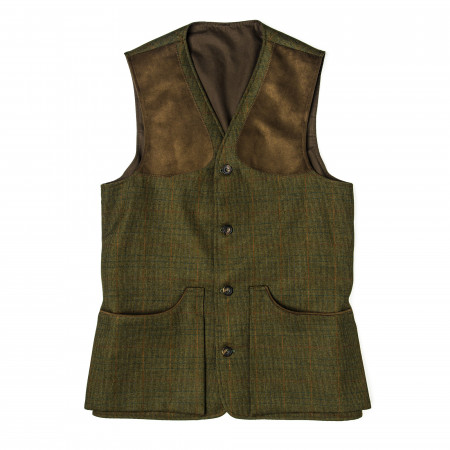 Westley Richards Tweed Shooting Waistcoat