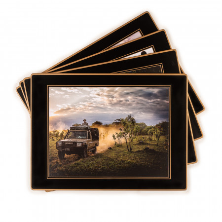 Westley Richards Continental Safari Place Mat