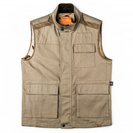 Westley Richards Guide Vest in Sand Stone