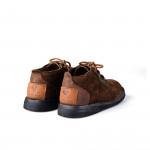 Vellie Shoe - Dark Tan