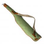 Harridence Slip in Safari Green & Mid Tan
