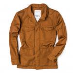 Ladies Scout Safari Jacket in Terracotta
