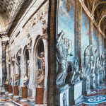 Musei Vaticani Scarf