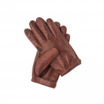 Perforated Leather Shooting Gloves in Right Handed Shooter
