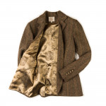Ladies Hacking Tweed Jacket