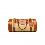 Small Sutherland Bag in Safari and Mid Tan