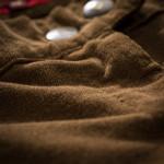 Velveteen Breeches- Caramel