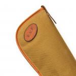 Deeley Shotgun Slip in Sand & Mid Tan