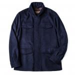 Men's Virgin Wool Field Coat
