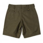 Dry Shelter Cloth Shorts in Otter Green