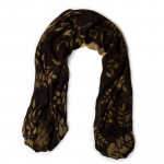 Vienna Scarf in Brown