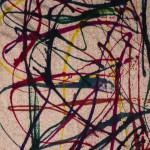 Pollock Scarf
