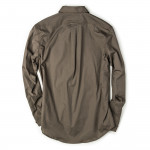 Feather Cloth Shirt in Light Olive