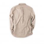 Feather Cloth Shirt in Desert Tan